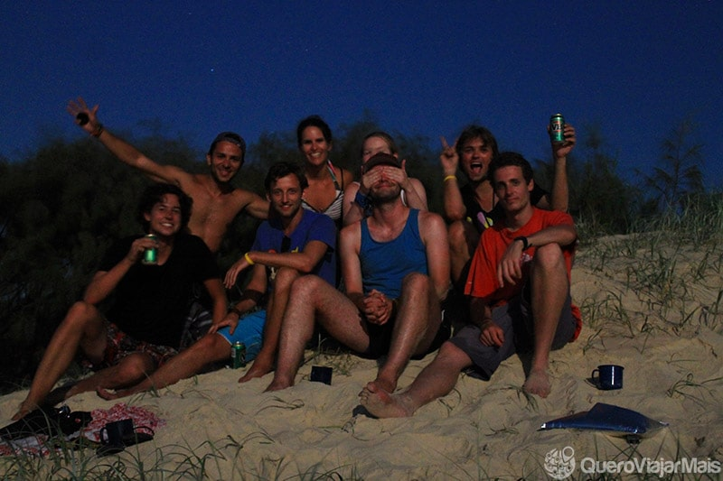 Turismo em Fraser Island