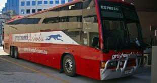 Viajar de ônibus na Austrália