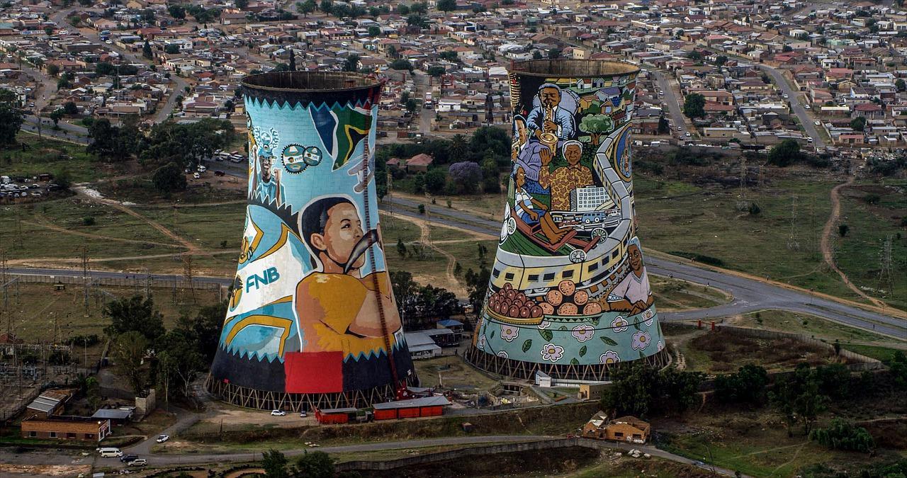 bairros da áfrica do sul