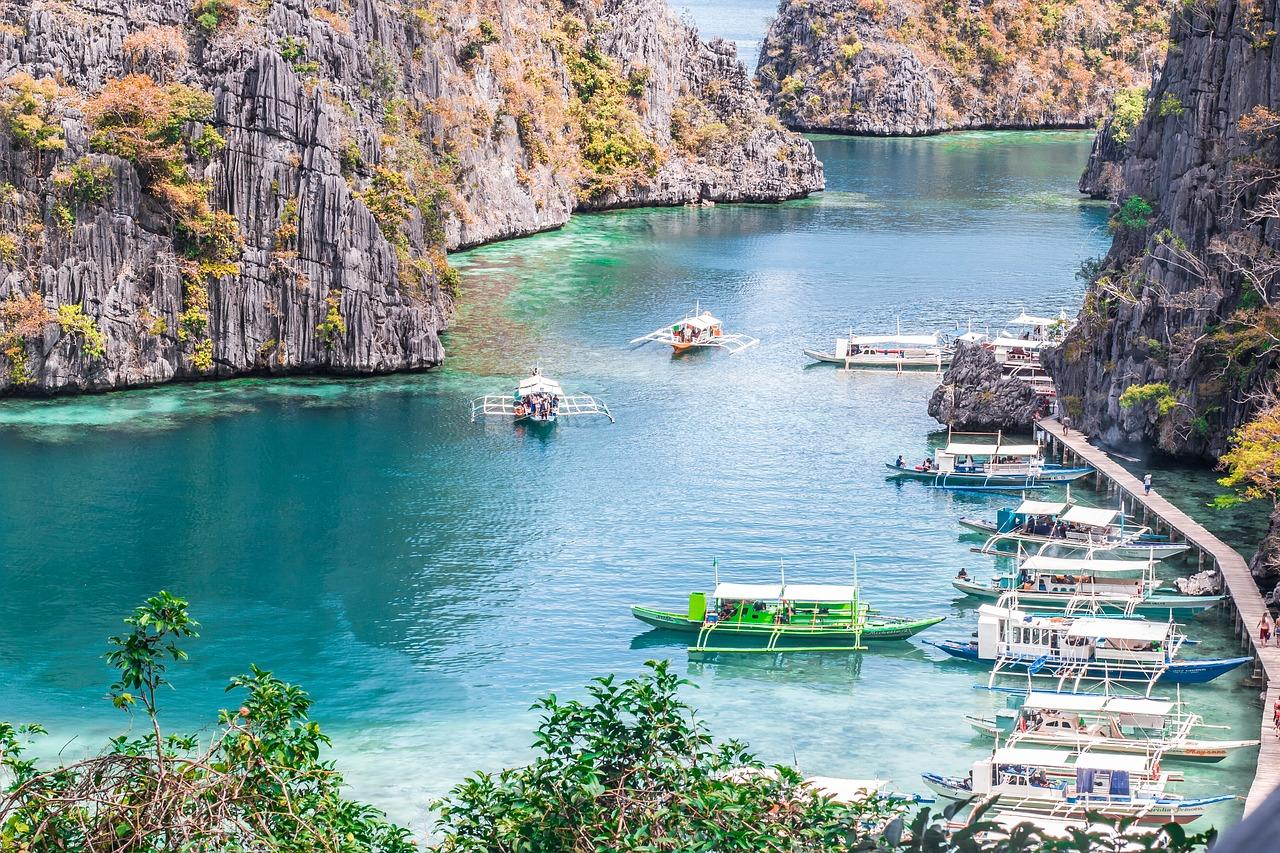 para onde ir filipinas