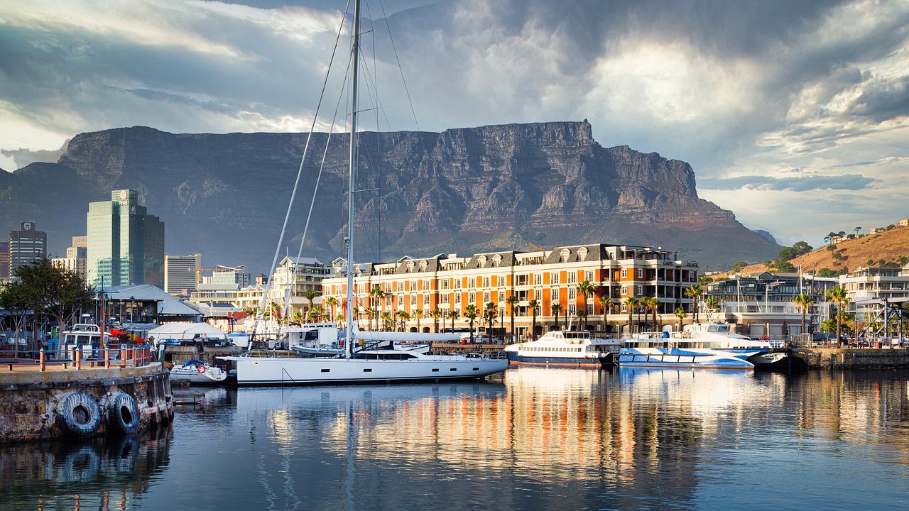 para onde ir na África do Sul