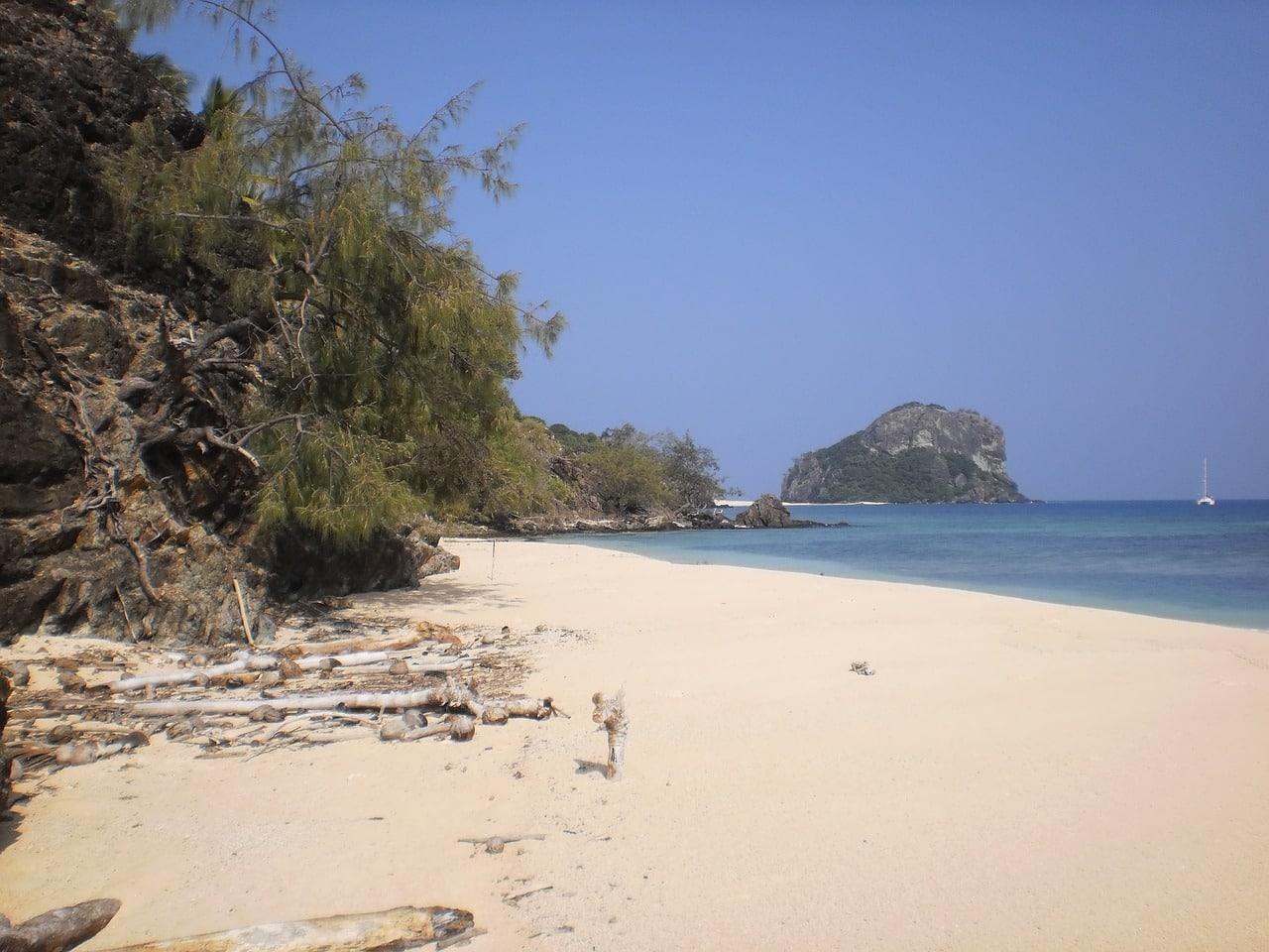 região turistica fiji