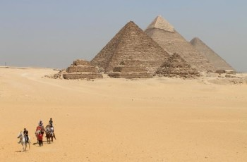 Pirâmides de Giza.