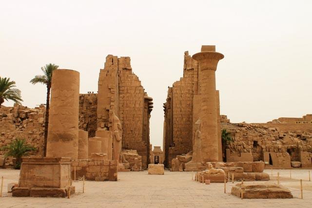 Roteiro de viagem no Egito