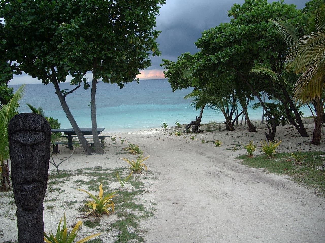 pontos turísticos ilhas fiji