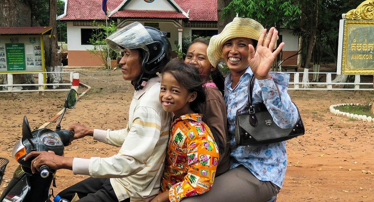 melhores atrações camboja