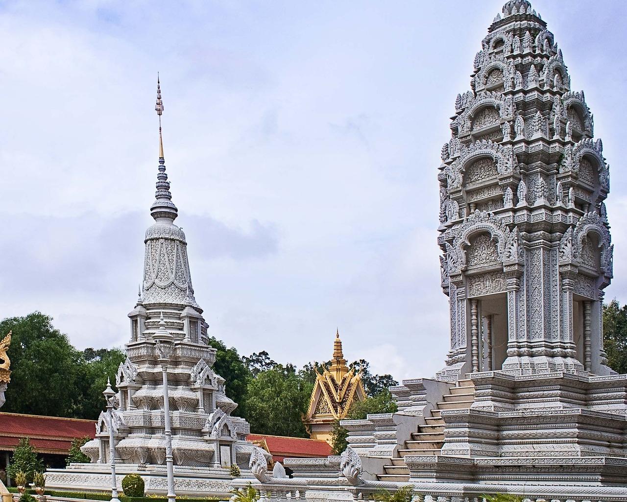 capital do camboja