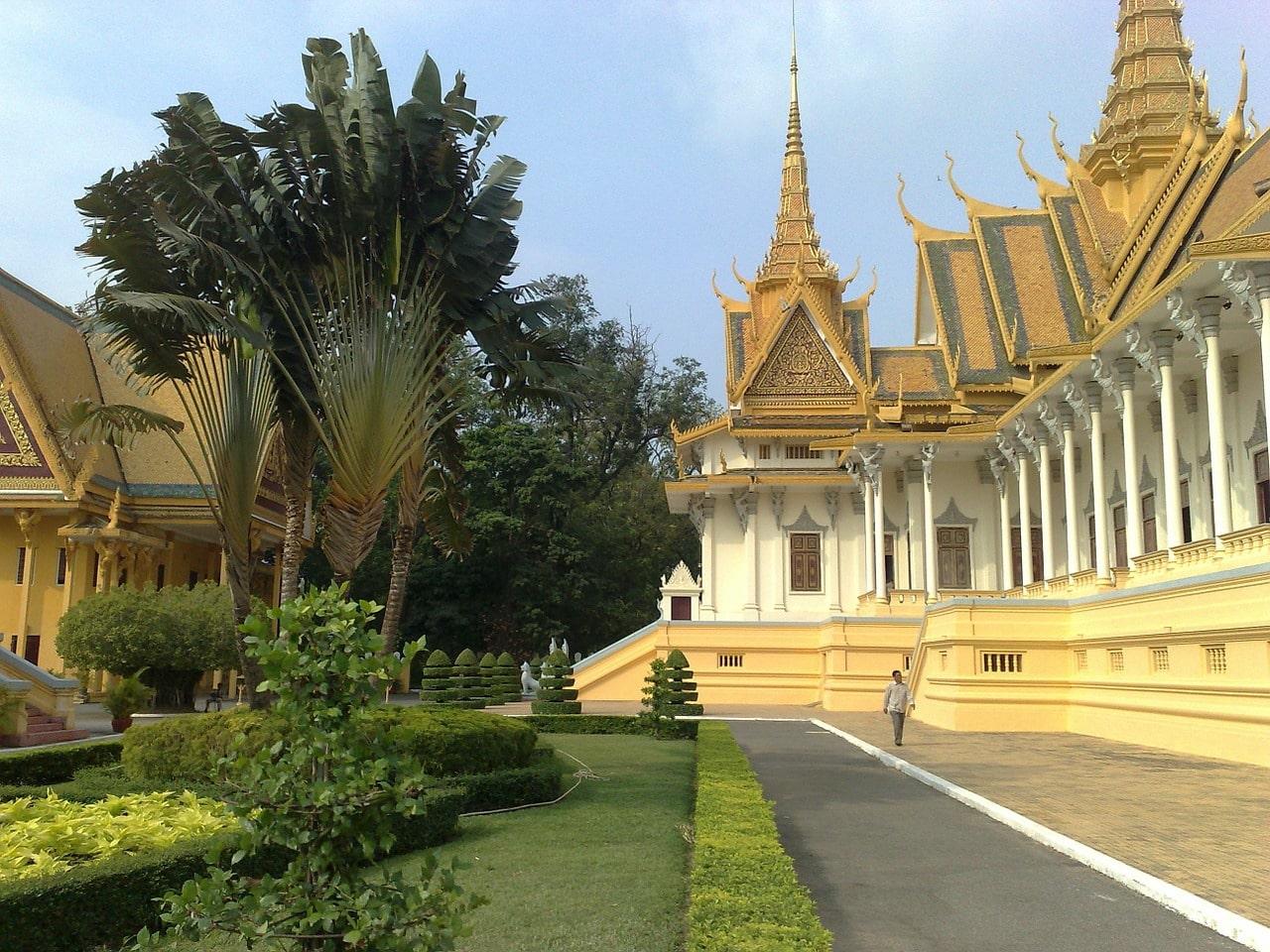 clima camboja
