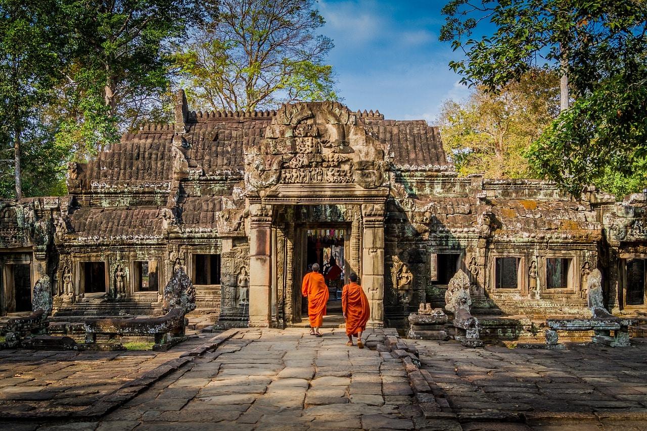 melhores passeios camboja