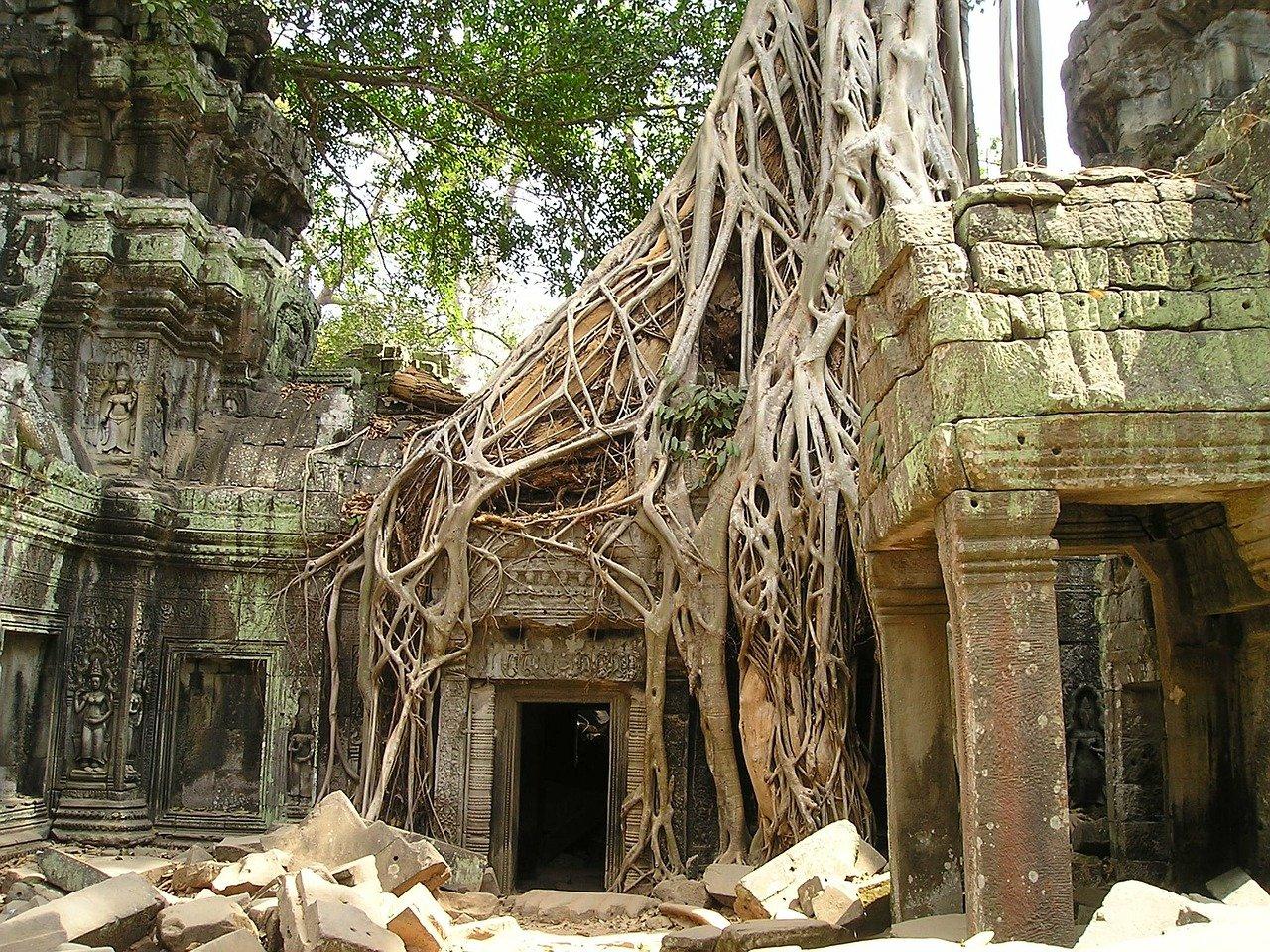 o que nao deixar de ver no camboja