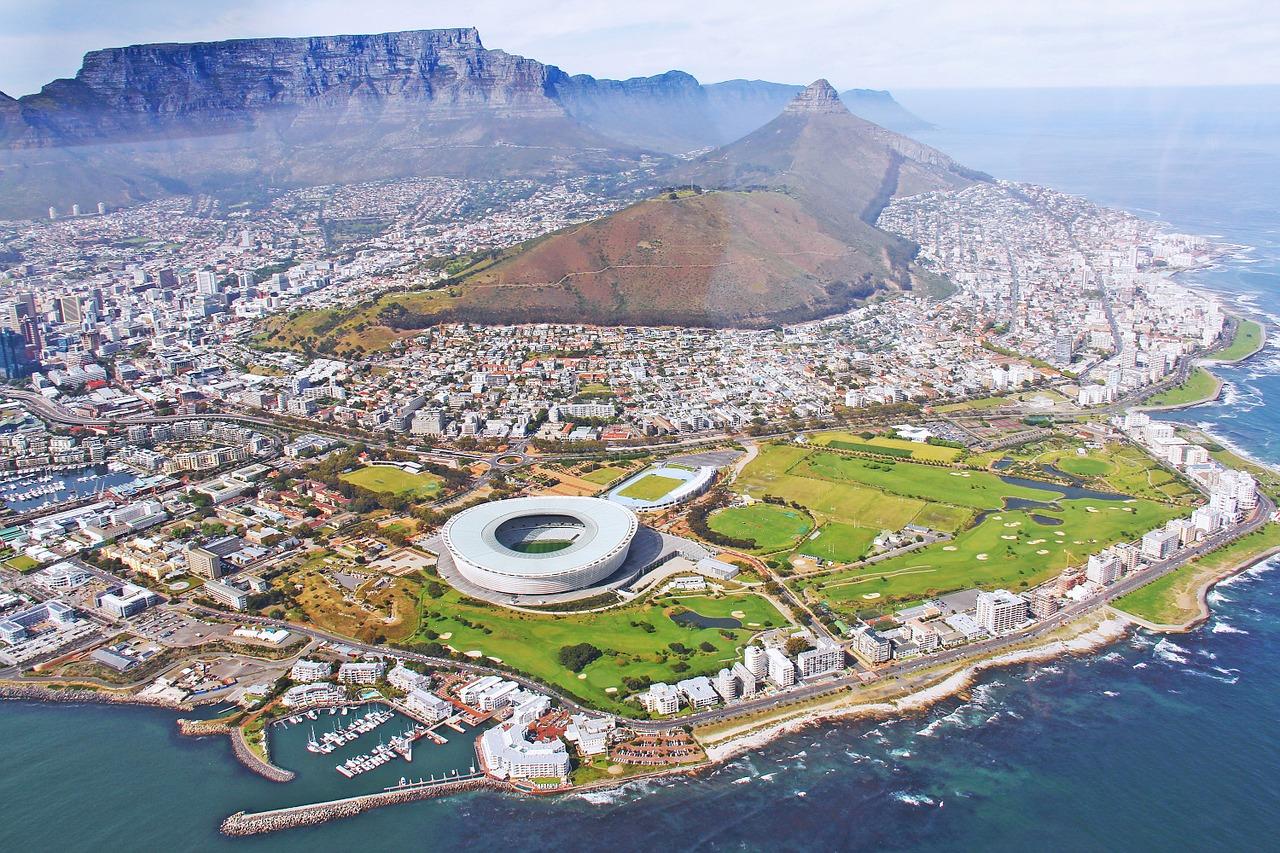 clima áfrica do sul