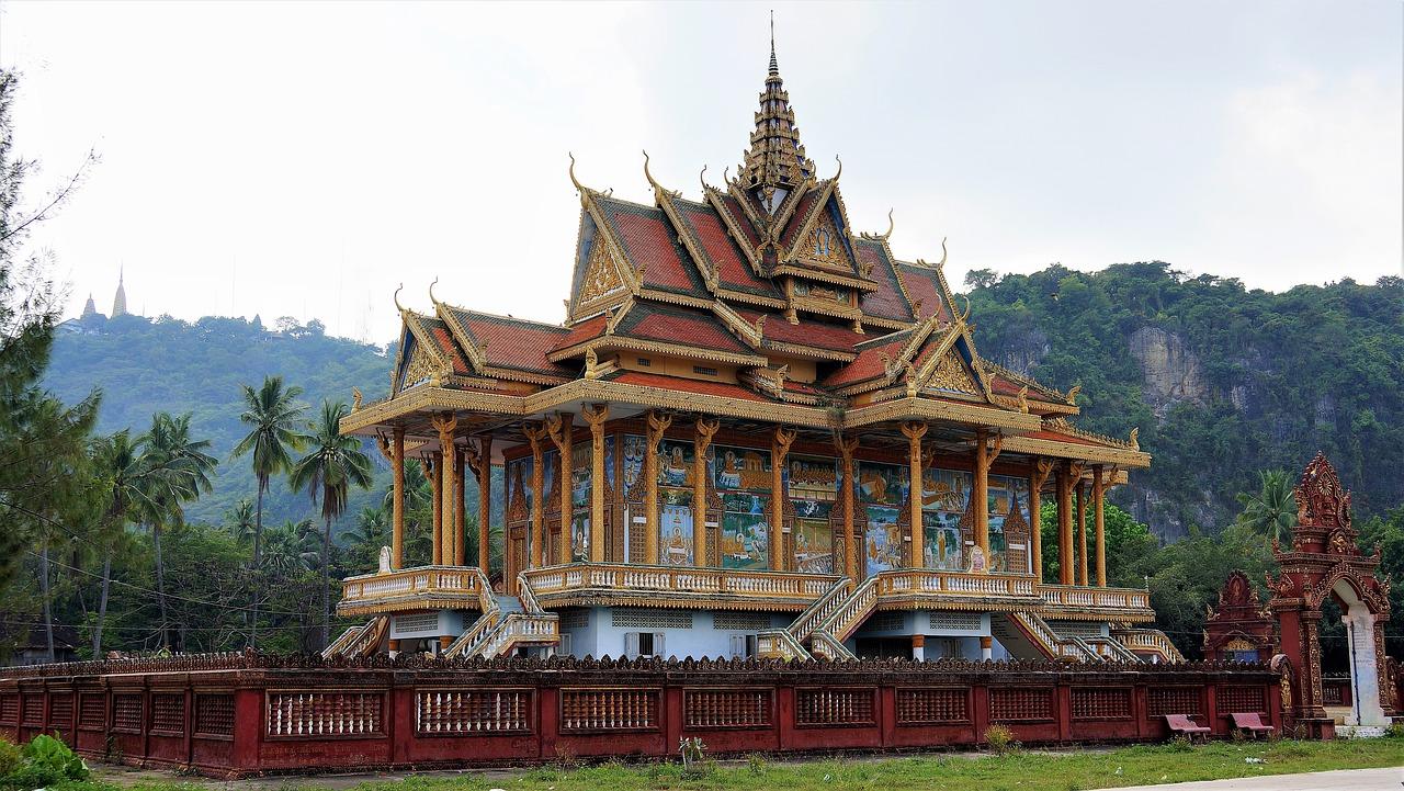 precisa de visto para entrar no camboja?