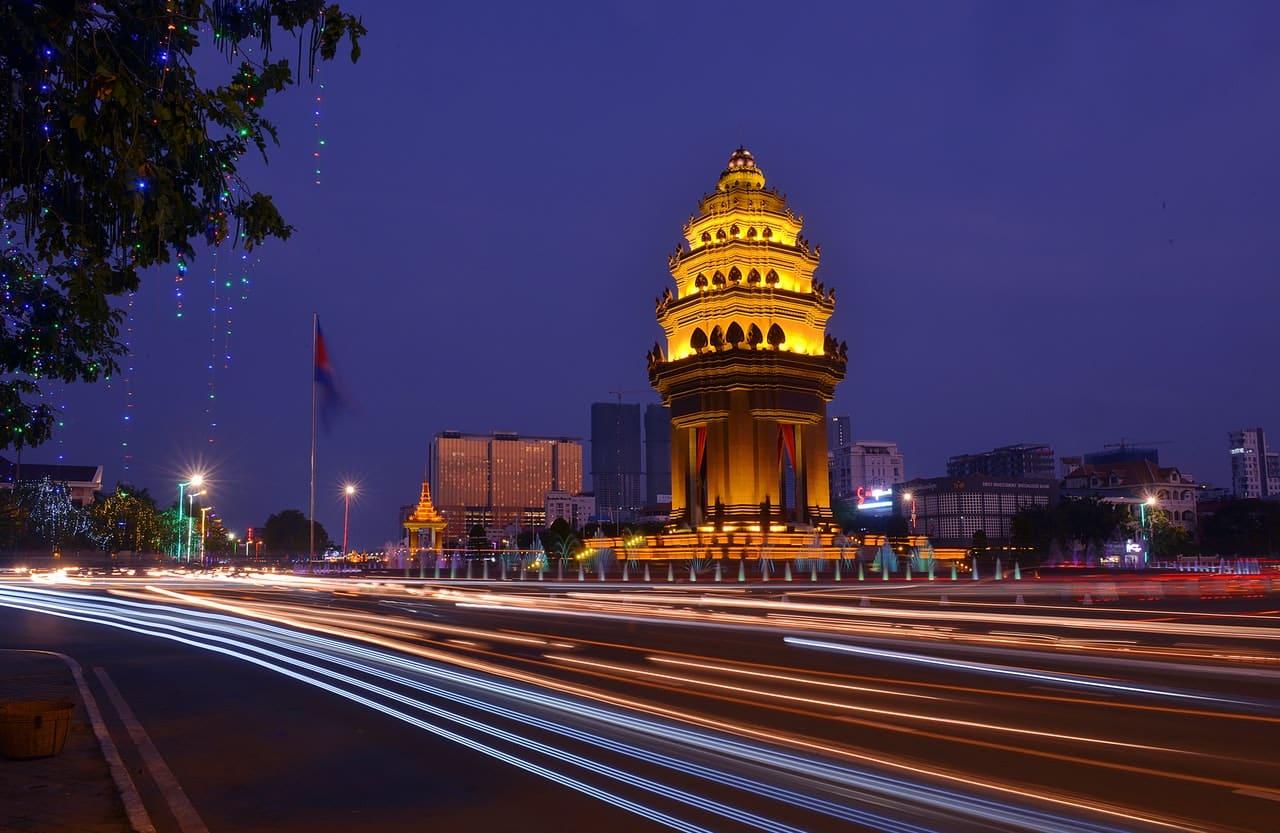 O que conhecer camboja