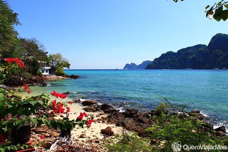 Como chegar em Koh Phi Phi / Tailândia