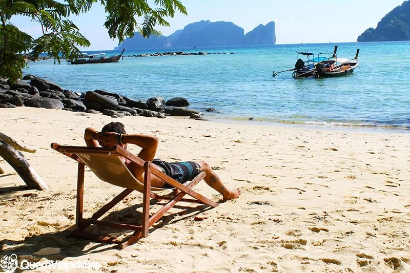 Onde se hospedar em Ko Phi Phi?