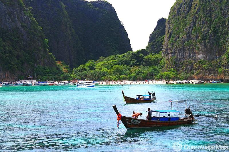 Monções na Tailândia