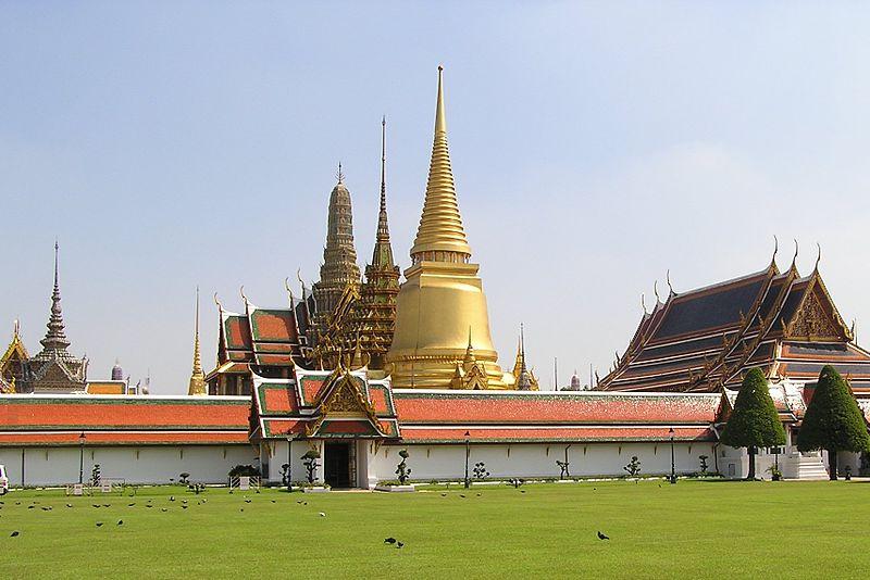 Pontos de interesse em Bangkok