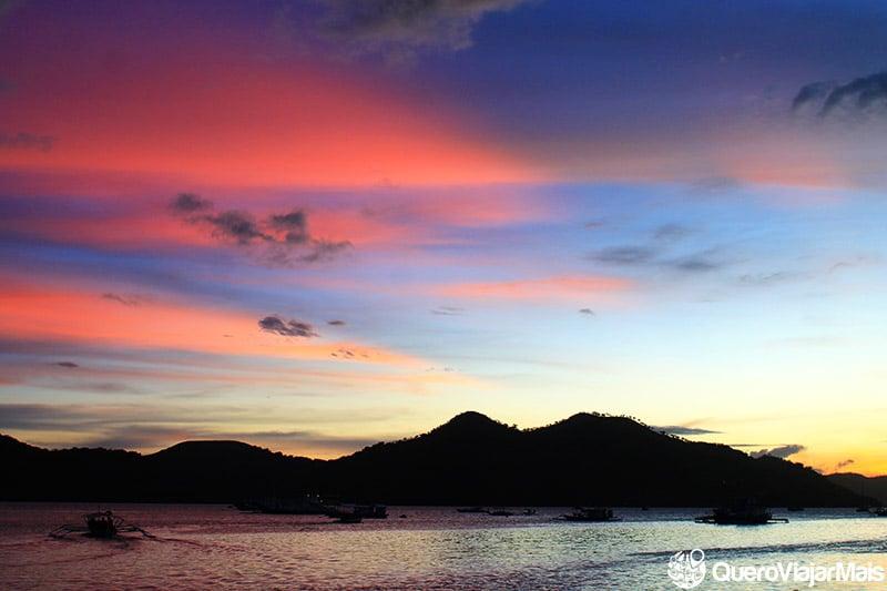 Praias de Coron, nas Filipinas