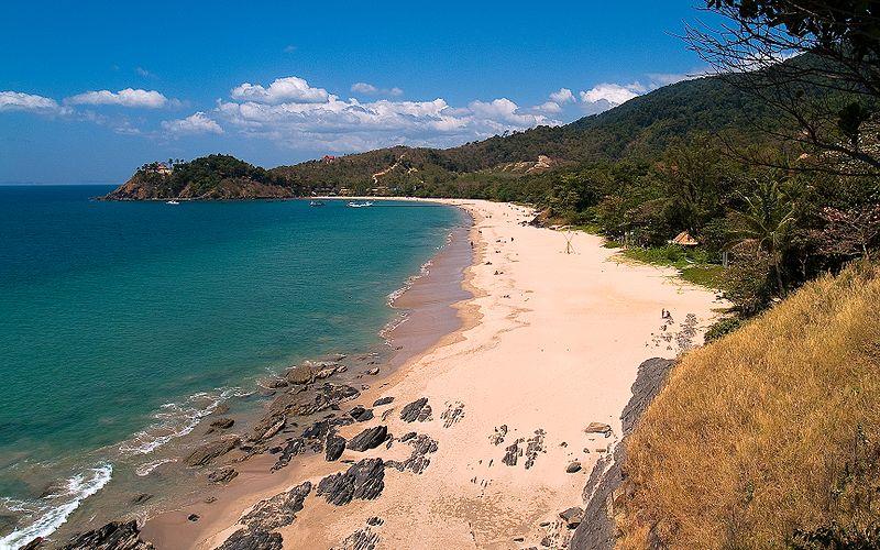 Ilhas tailandesas mais bonitas