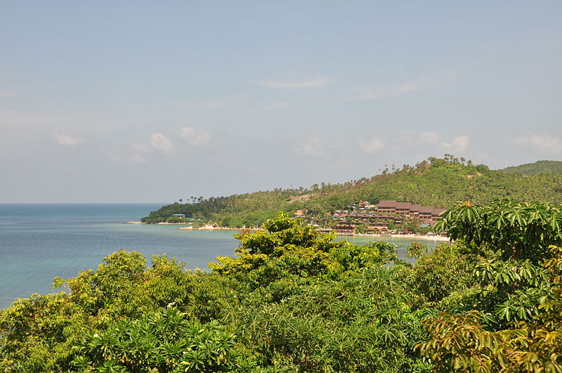 Praias de Koh Phangan
