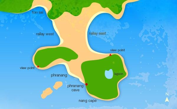 Praia de Railay