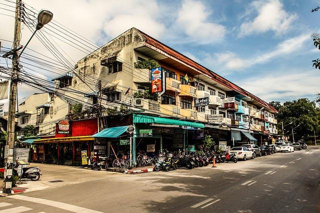Centro de Chiang Mai