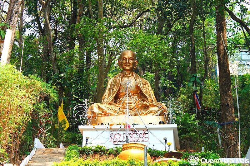 Dicas de viagem e templos em Chiang Mai