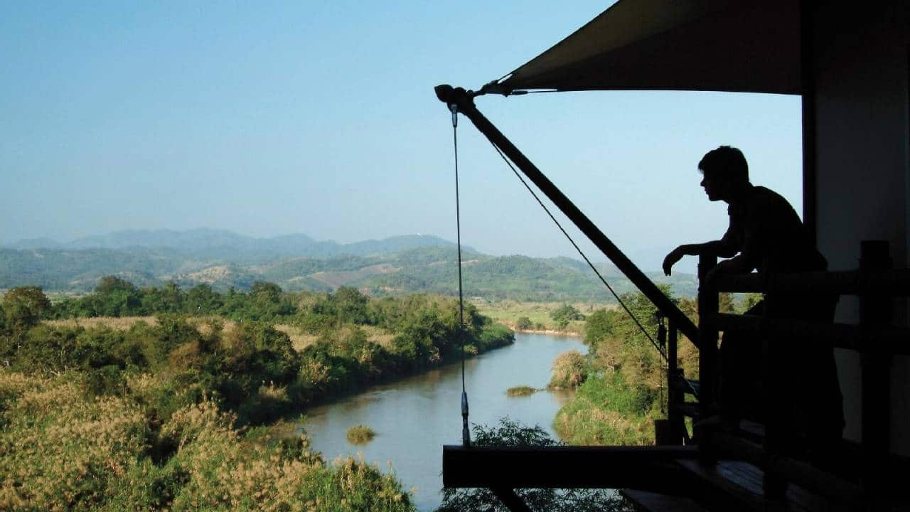 Four Seasons Tented Camp Golden Triangle / Chiang Rai