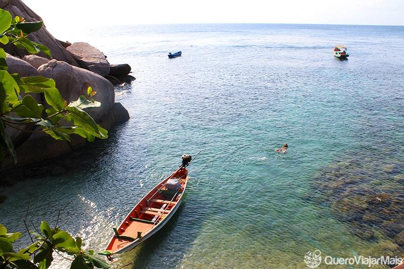 Ilha de Koh Tao / Tailândia