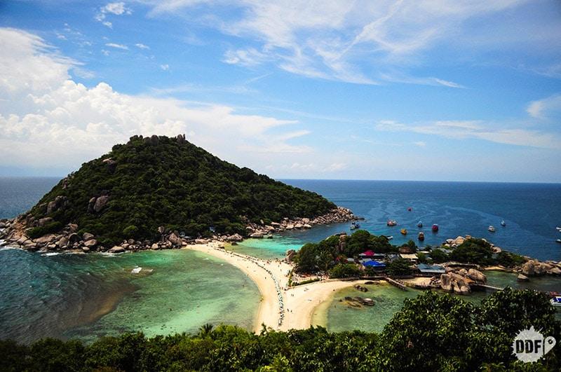 Koh Tao, a melhor ilha da Tailândia