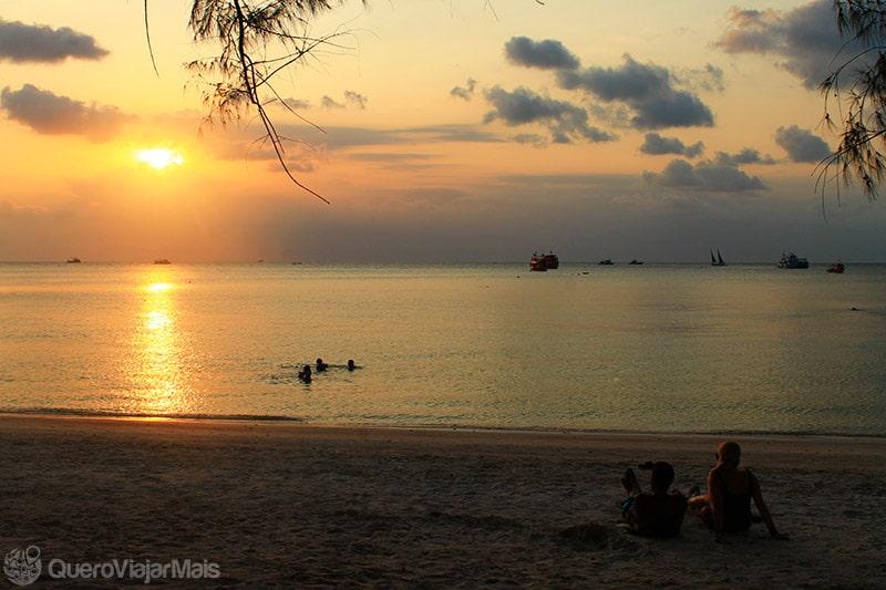 Melhores praias de Koh Tao