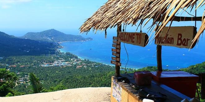 Mirante / View Point em Koh Tao