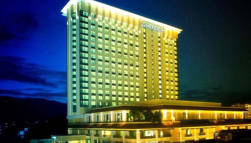Hotéis e onde ficar em Chiang Mai