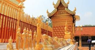 Roteiro em Chiang Mai