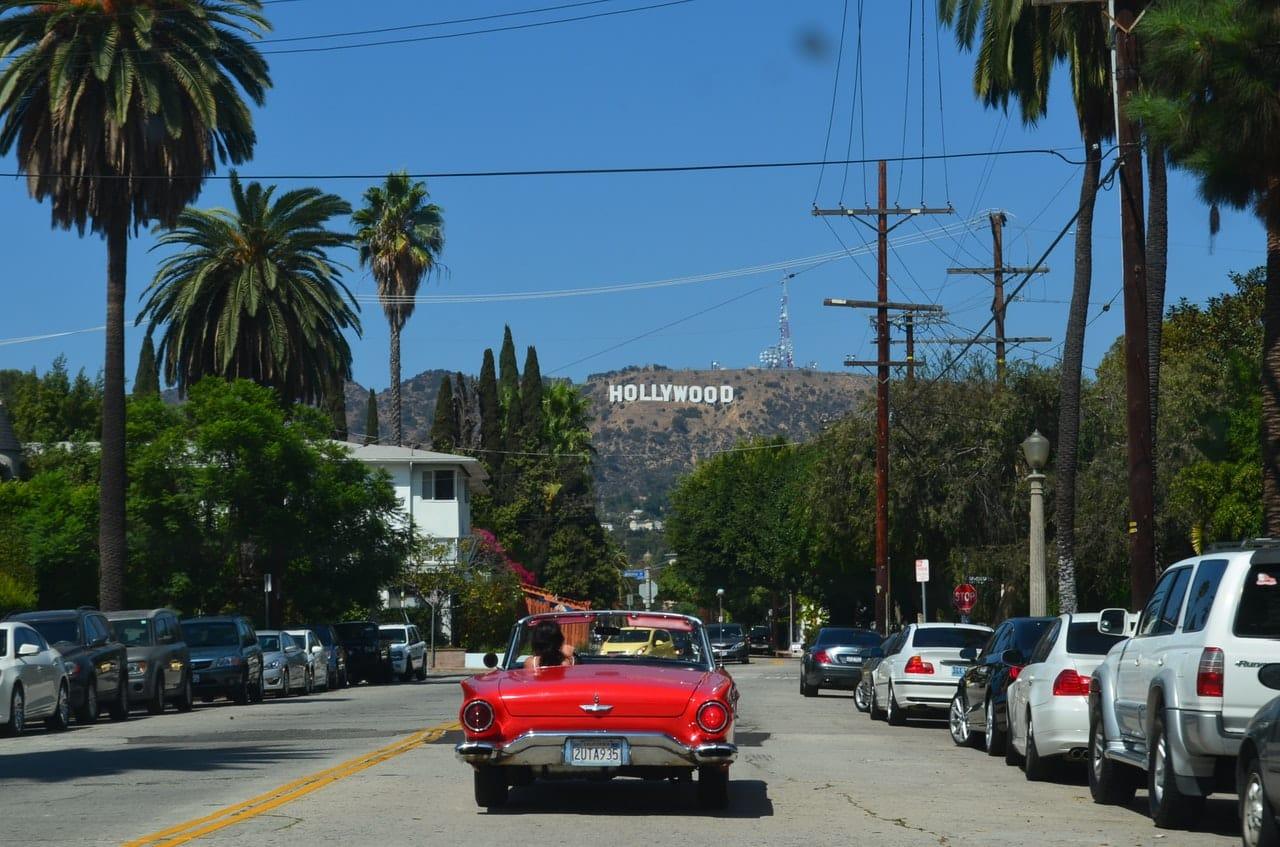 viagem a california