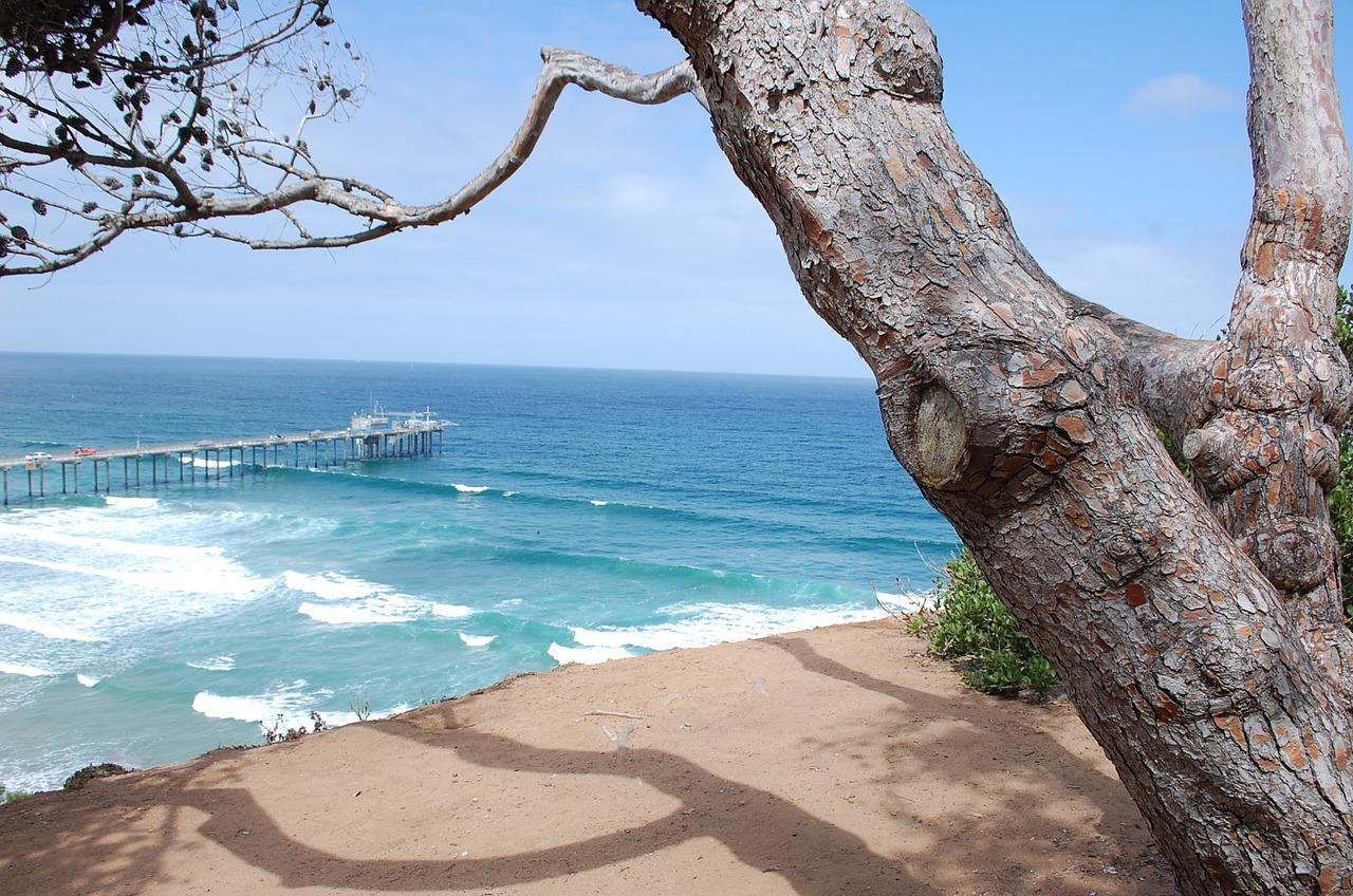 praias da california