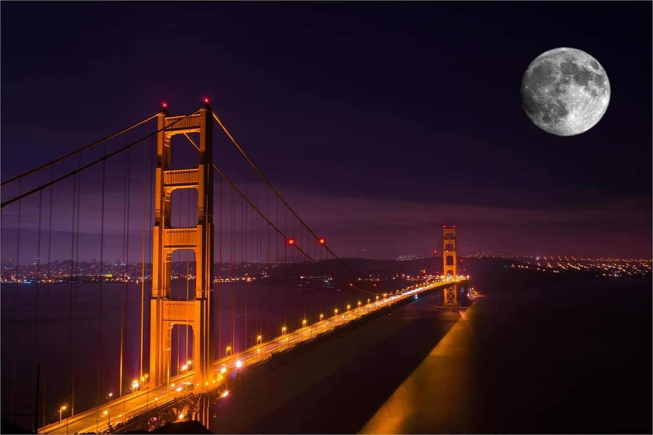 para onde ir na california