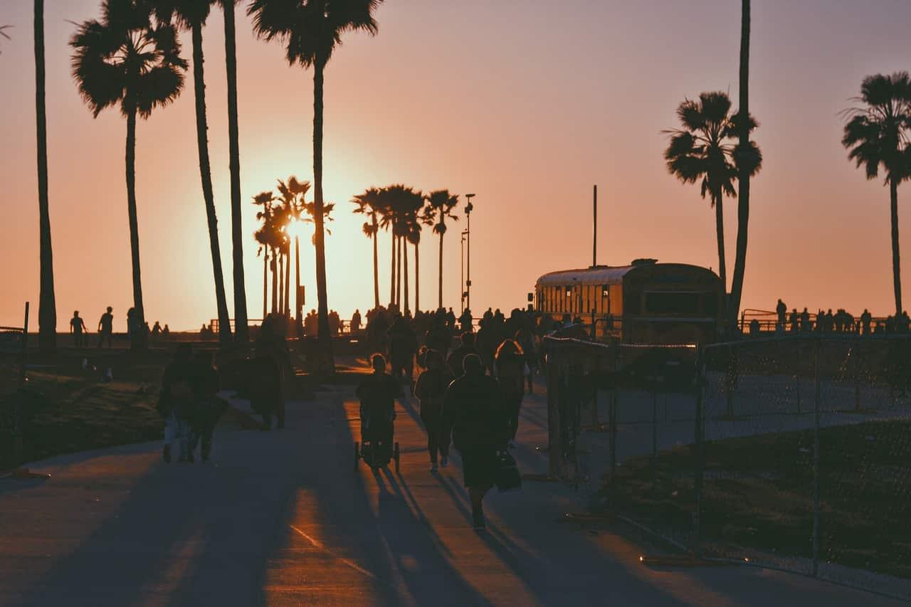 destinos turísticos california