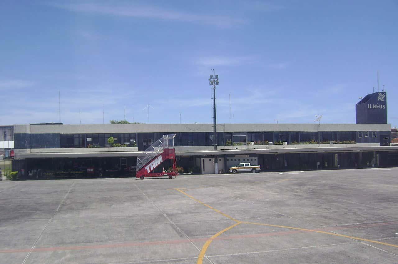 aeroporto jorge amado