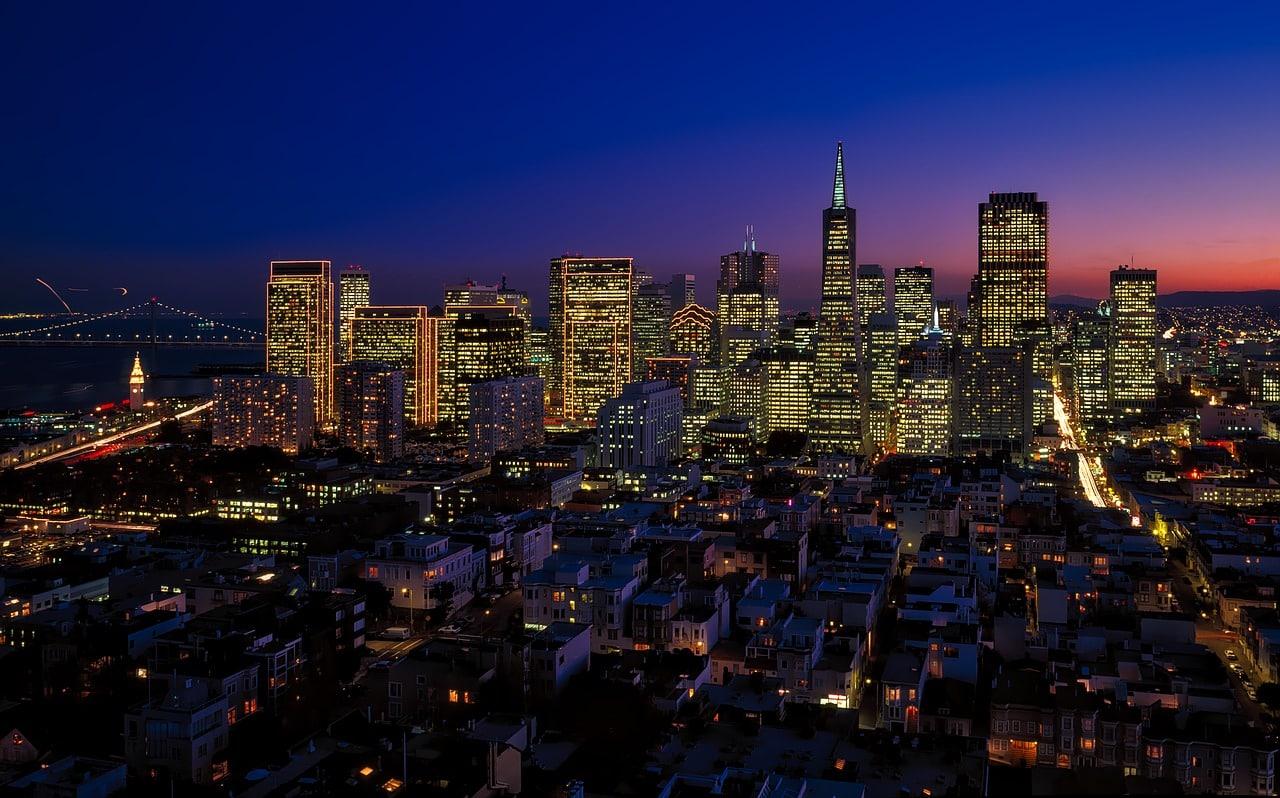 lugares para ir na california