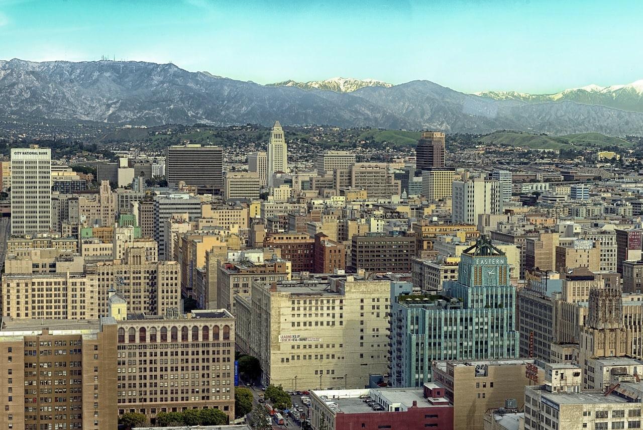 lugares para visitar na california