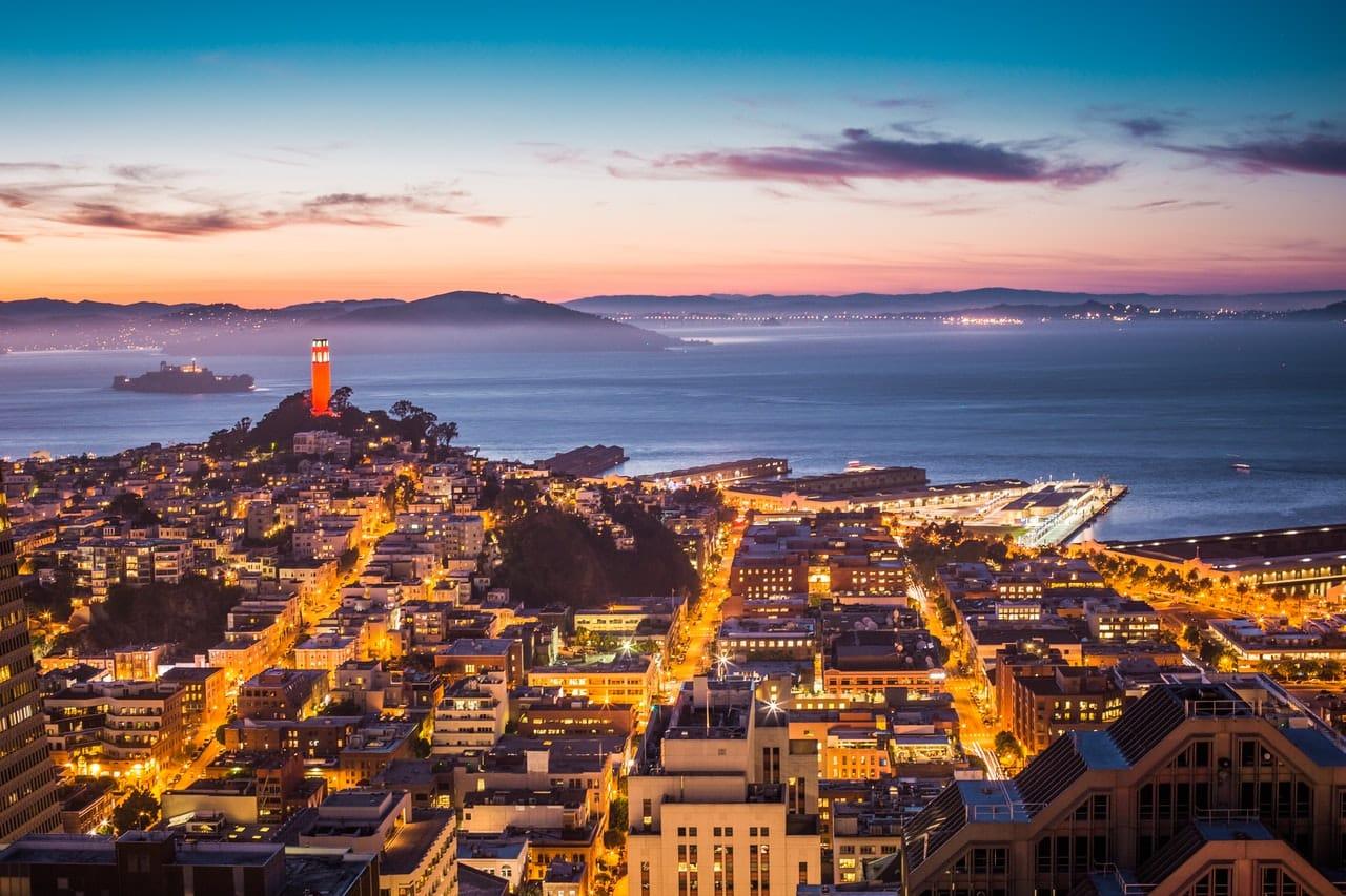 imagens incríveis da Califórnia