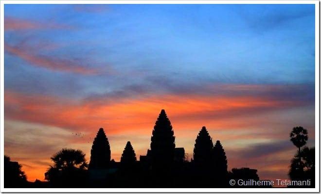 Atrações no Camboja