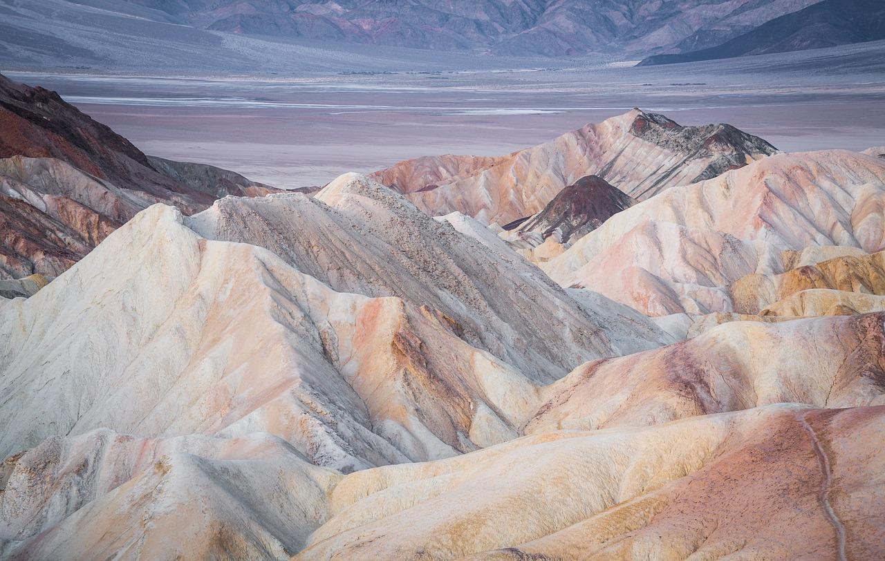deserto na califórnia