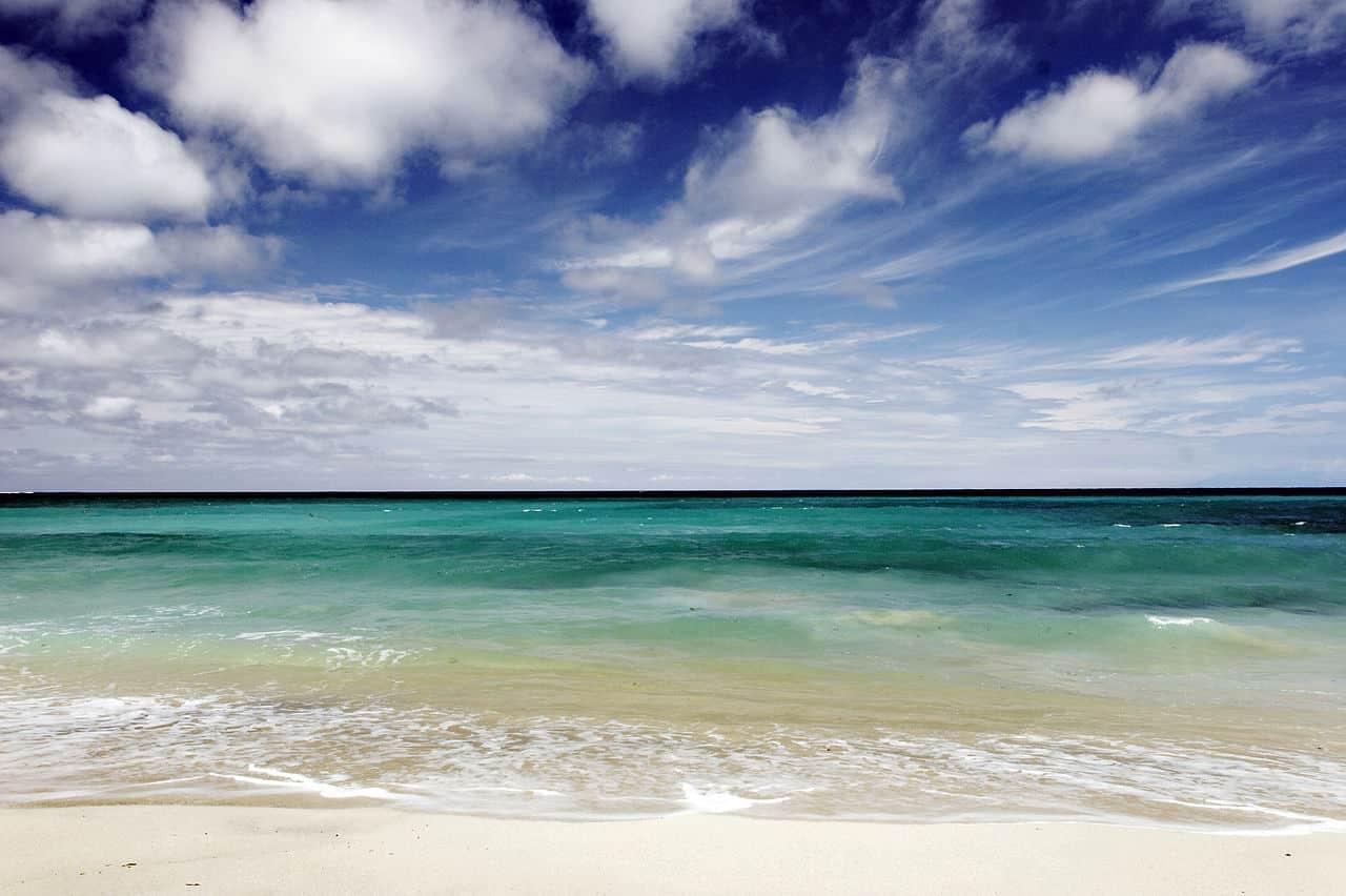 melhores praias da indonesia
