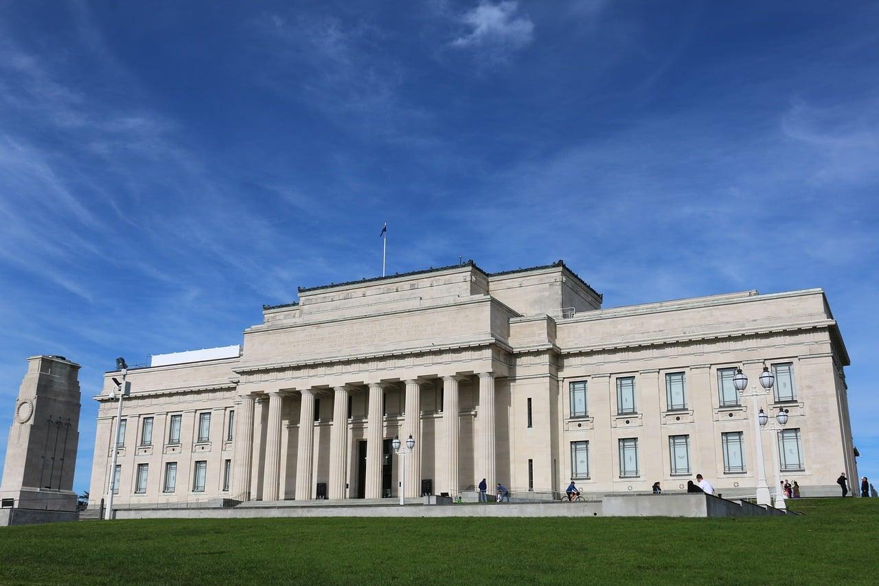 museus nova Zelândia