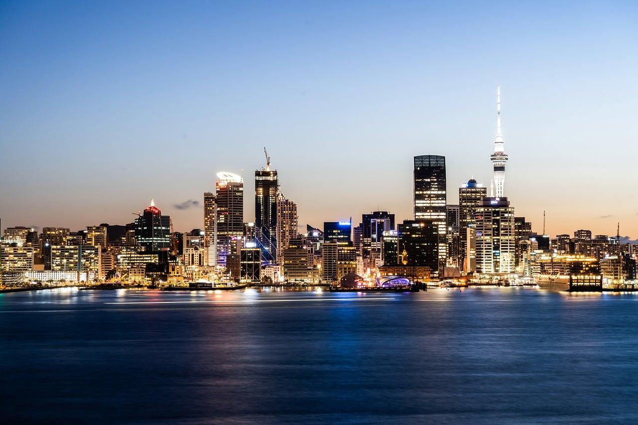 cidades lindas nova zelândia