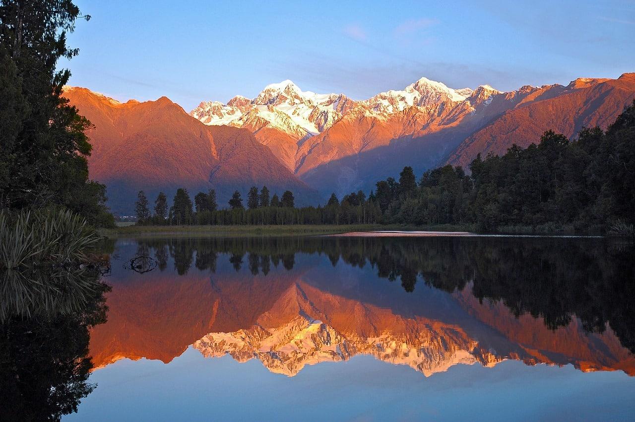 destinos incríveis na nova zelândia