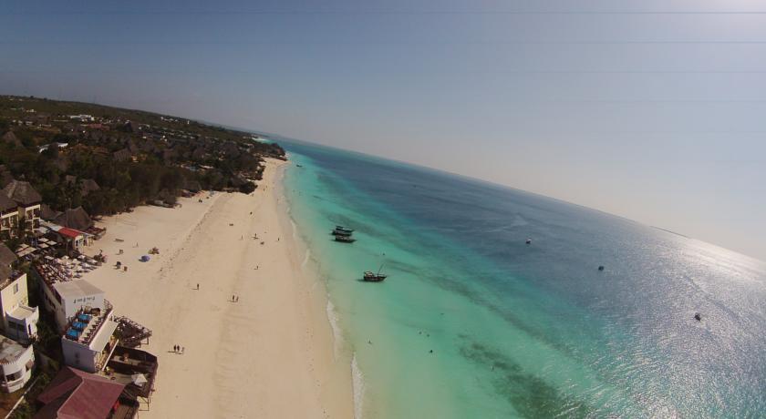 Melhores hotéis em Zanzibar