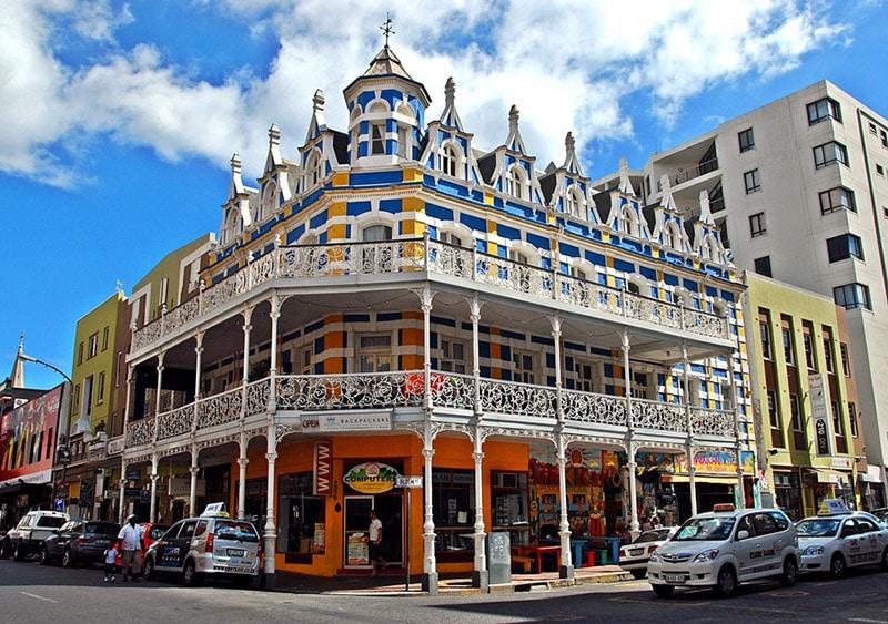 Onde ficar na Cidade do Cabo.